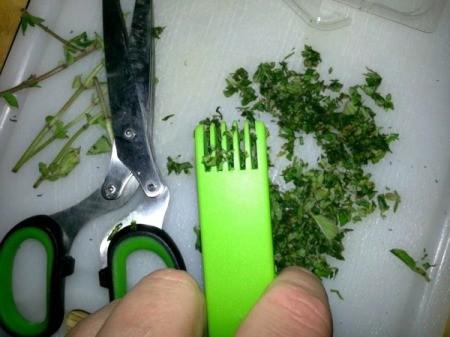 blade cleaner