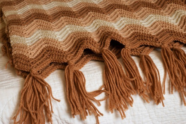 Making A Knitted Afghan Thriftyfun