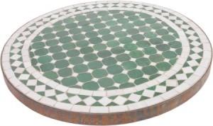 Mosaic Tile Tabletop