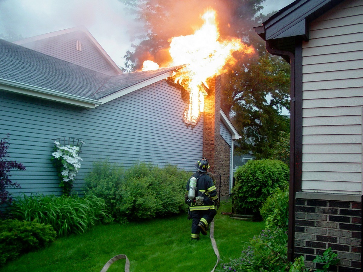 Finding Agencies to Help After a House Fire | ThriftyFun