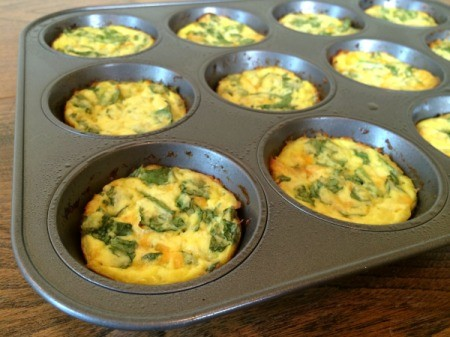 baked frittatas 2