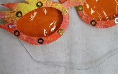 Sea-Life Sunglasses - decorating