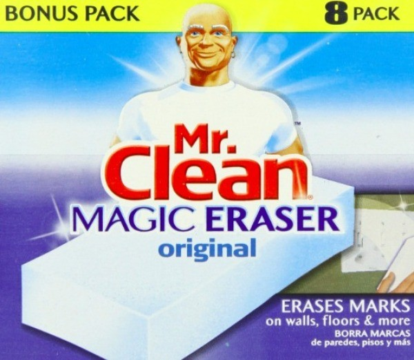 Cleaning With Mr Clean Magic Erasers Thriftyfun
