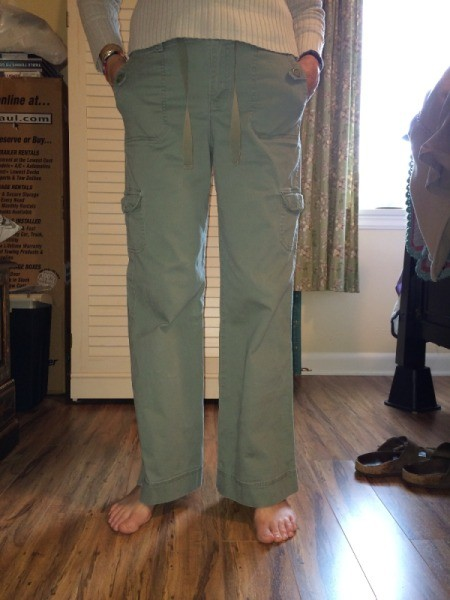 pants before alterations