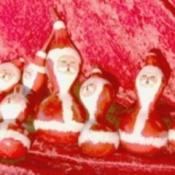 Gourd Santas