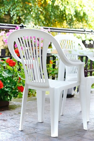 Fiberglass Chairs