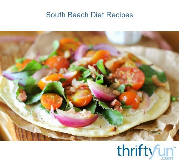 Bacon South Beach Diet Phase