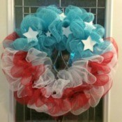 finished wreath