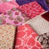 colorful quilting fabric
