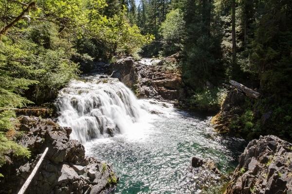 Sawtooth Falls