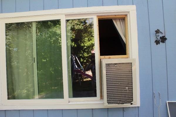 Installing A Window Air Conditioner Thriftyfun