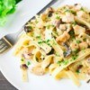Chicken Fettuccine