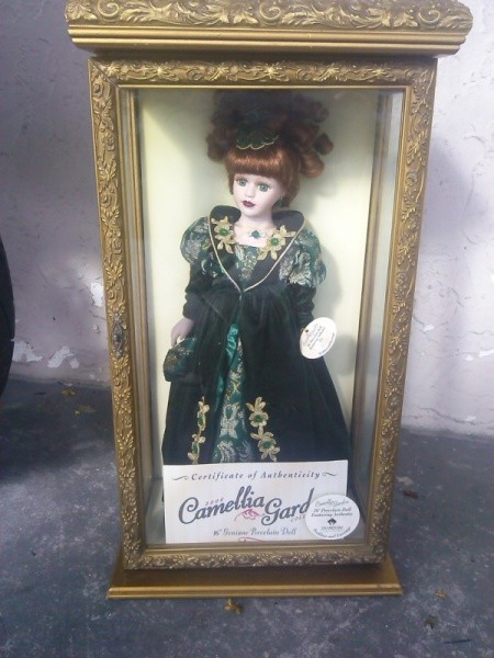 Camellia garden collection doll