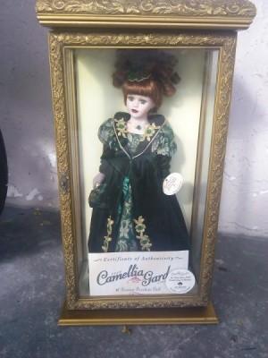 Camellia garden collection doll