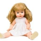older doll