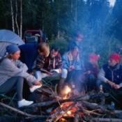 Birthday Camping Trip