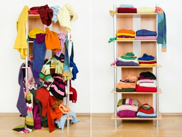 step by step guide to get organized thriftyfun. Black Bedroom Furniture Sets. Home Design Ideas