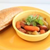 Mama Sue's Sausage Stew