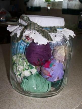 Crafts Using Old Glass Bottles Thriftyfun