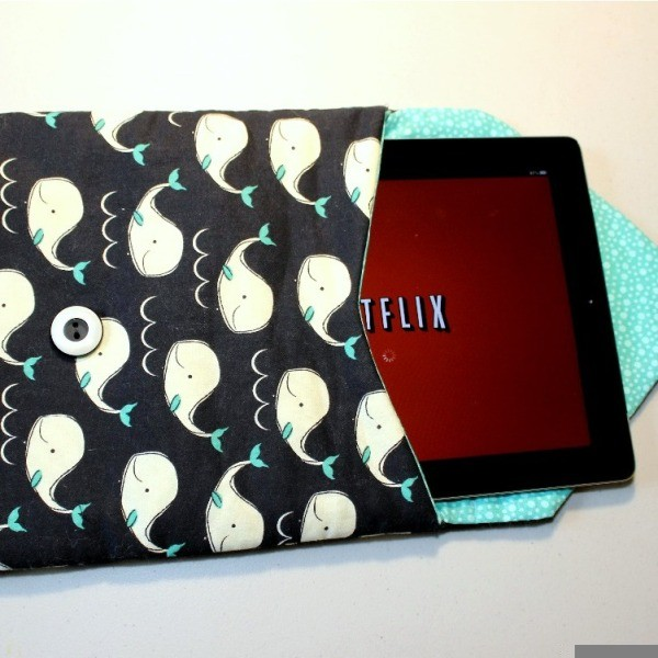 Padded Ipad Pouch Thriftyfun