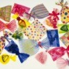 various gift bags including cellophane
