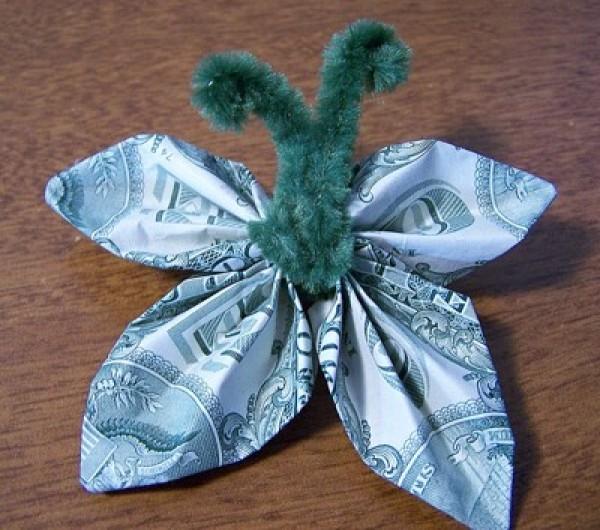Dollar Bill Origami Ideas Thriftyfun