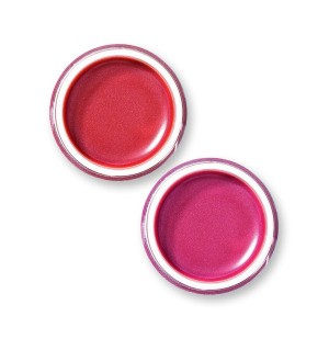 pots of lipstick