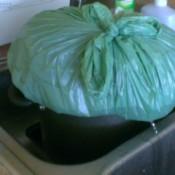 Washing A Large Veggie Harvest