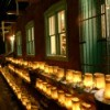 Santa Fe luminarias