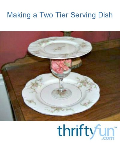 how do i make a 2 tier wedding cake tiered serving dish fancy1 jpg 15371