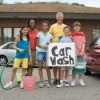 High School Fundraiser Carwash