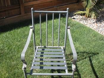Chair Refinishing 2