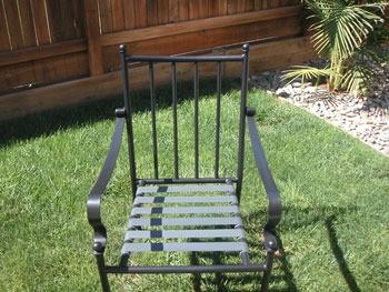 Chair Refinishing 3