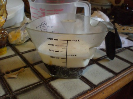 Measuring Wet and Dry Ingredients
