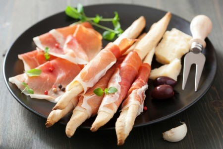 Ham and Cheese Appetizer