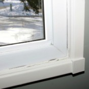 Window Caulk