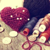 sewing and yarn supplies