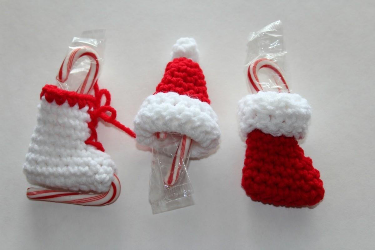 Crocheted Christmas Ideas Thriftyfun