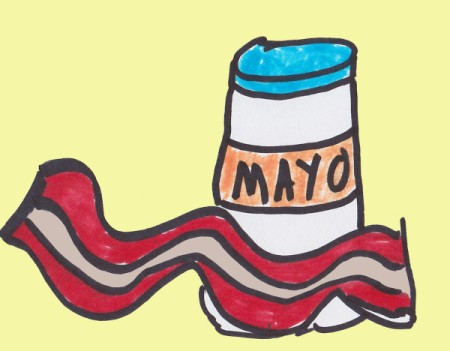 Make Your Own Bacon Mayo