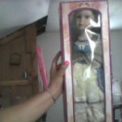 doll in box