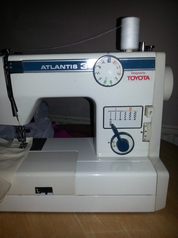 Sewing Machine Needle Not Moving ThriftyFun Best Omega 3000 Sewing Machine