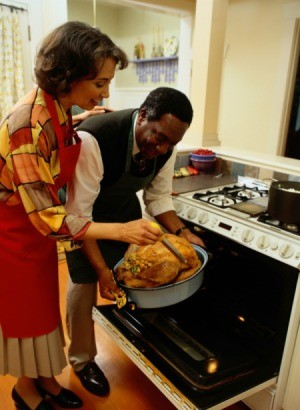 Cooking a Turkey