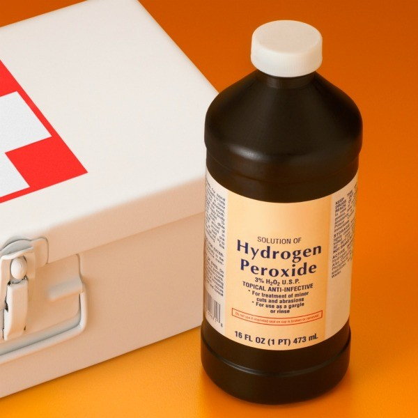 how to make hydrogeb peroxide
