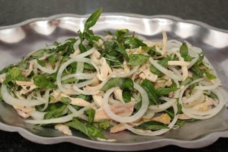 Vietnamese Chicken Salad (Goi Ga)