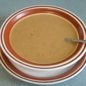 Gluten Free Spicy Acorn Squash Soup