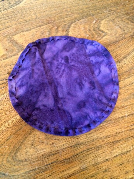 sewing yo yo 1
