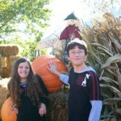 Our Trip to the Pumpkin Patch