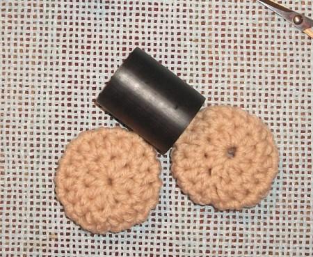 Thread Spool Pin Cushion