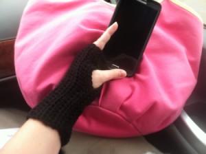 finished gloves