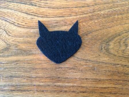 cut out bat head